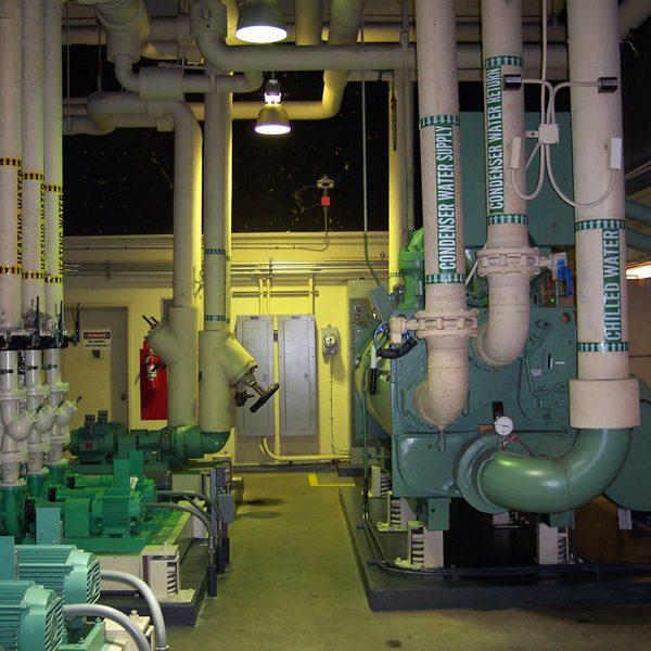 Cooling closed loop